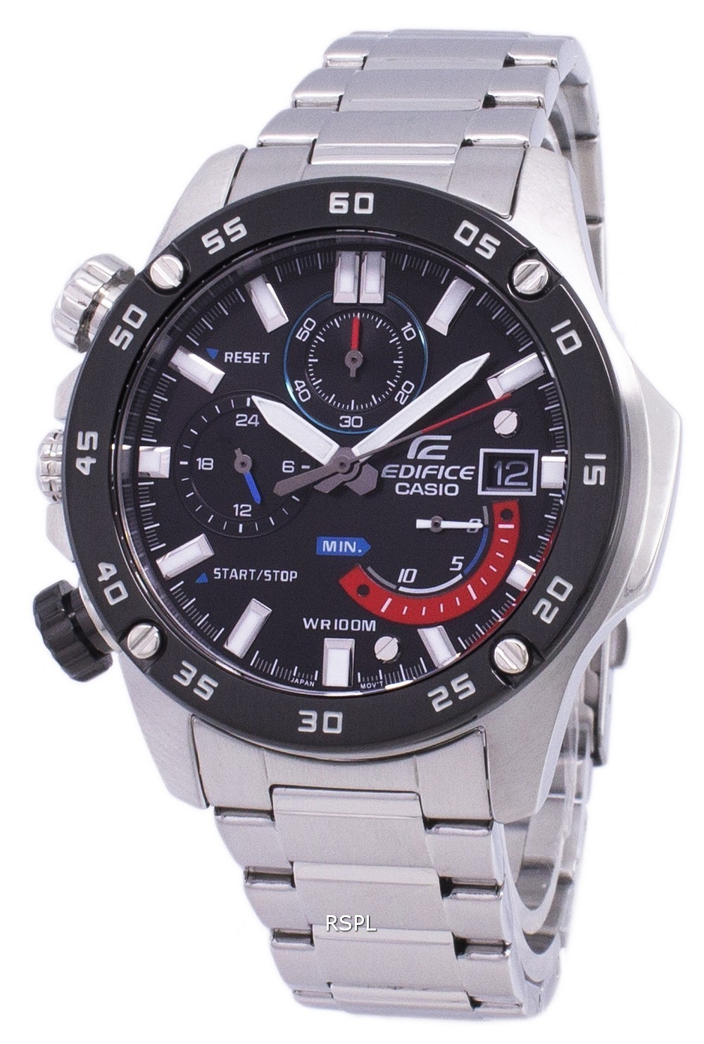 95080769fb8 Casio Edifice Chronograph Quartz EFR-558DB-1AV EFR558DB-1AV Men s Watch