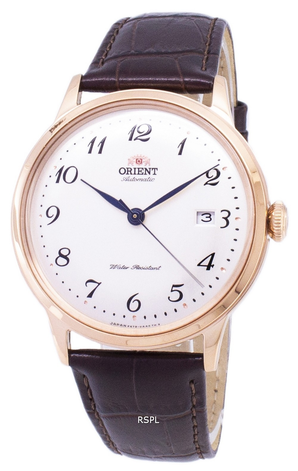 Orient-Analog-Automatic-Japan-Made-RA-AC0001S00C-Men-039-s-Watch