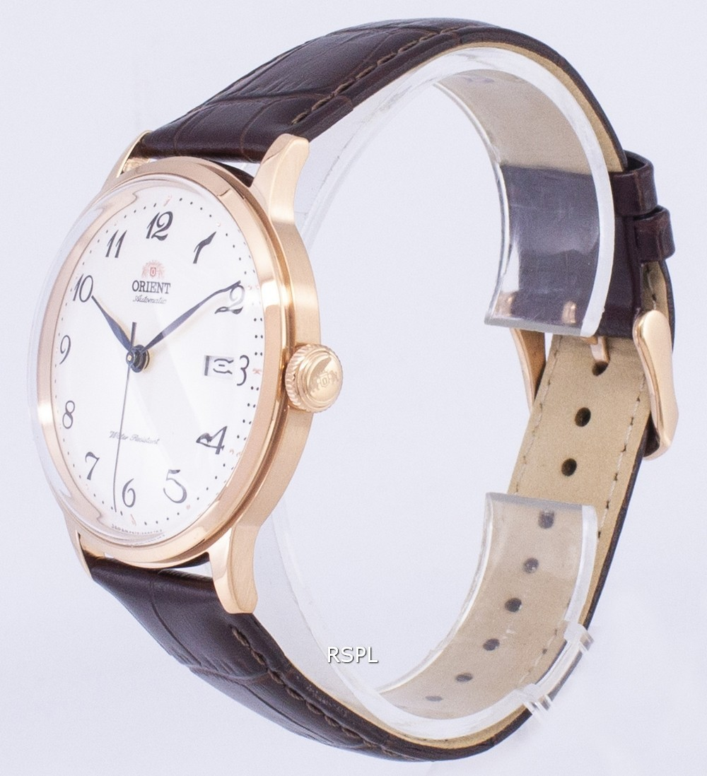 Orient-Analog-Automatic-Japan-Made-RA-AC0001S00C-Men-039-s-Watch thumbnail 2